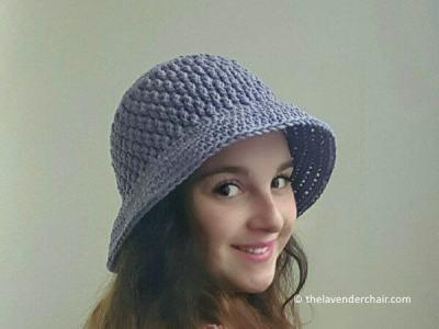 Brickwork Summer Sun Hat