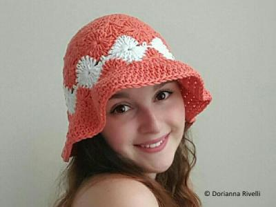 Josephine's Floppy Sun Hat