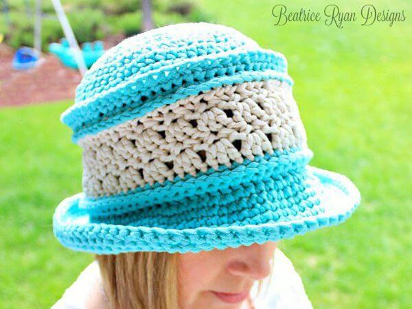 Amazing Grace Blissful Summer Hat