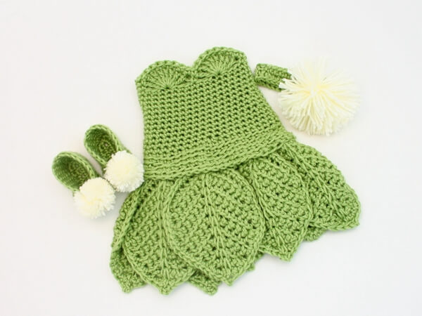 Crochet Baby Outfit Pattern