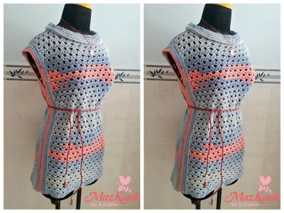 Crochet Sunset Tunic