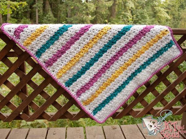 Quick and Cozy Kroller Blanket