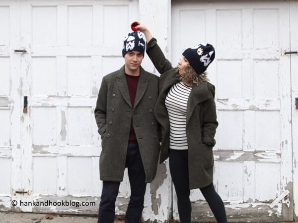 The Force Awakens- His & Hers Beanie