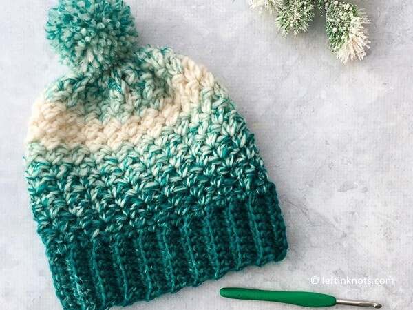Snowball Slouch Hat