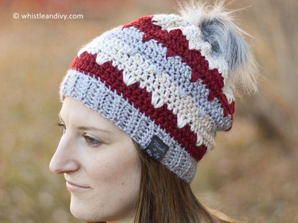 Winter Peaks Hat