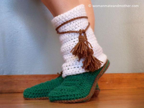 Quick Basic Slippers