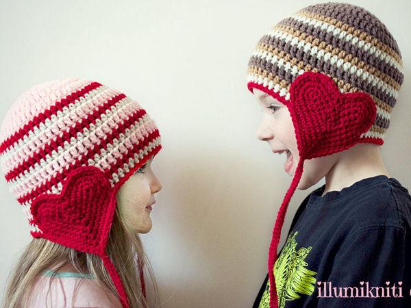Valentine Day Hat