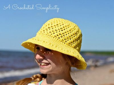 Makin' Lemonade Sunhat