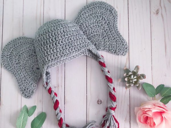 Elephant Ear Hat