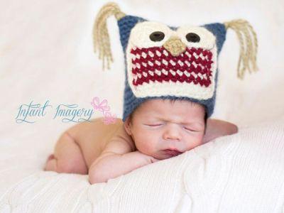 Baby Hoot Hat