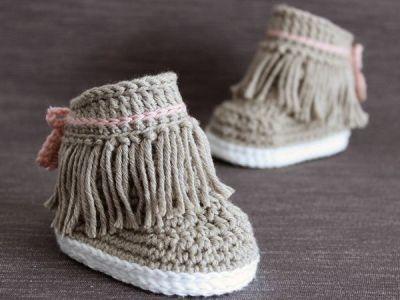 Dakota baby sneakers