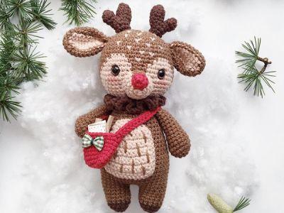 Didi the little reindeer
