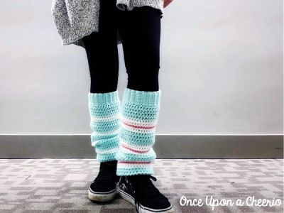 Sugar Rush Leg Warmers