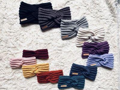 crochet The Western Bay Earwarmer free patterns