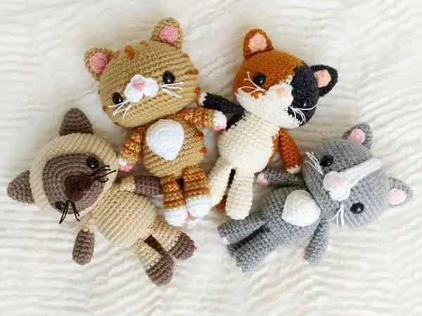 Crochet Kitty Cat Patterns