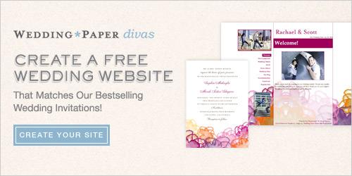 10 Free Invitations from Wedding Paper Divas