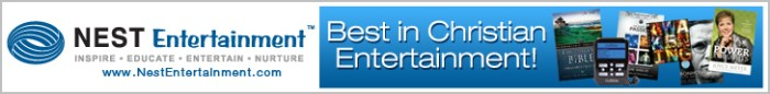 Nest Entertainment Best in Christian Entertainment