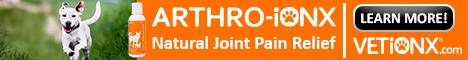 VetIonX Pet Health - Arthro