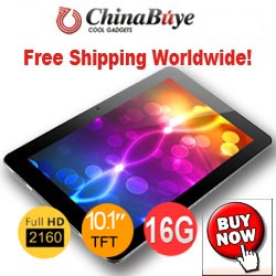 The product is a AMPE A10 16GB Allwinner A10 DDR3 1GB 10.1inch Capacity Touch Screen Android 4.0 Camera 2160P HDMI MID Tablet PC - Black, it has 10.1Inch touch screen with 1280x800 pixels, it built-in 16GB memory and support TF card up to 32GB for your f
