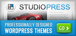 Genesis Theme Framework for WordPress by StudioPress