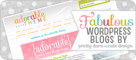 Adorable Theme - Fabulous Design for the Genesis Framework