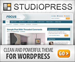 Focus Theme - A Clean and Powerful Theme for WordPress