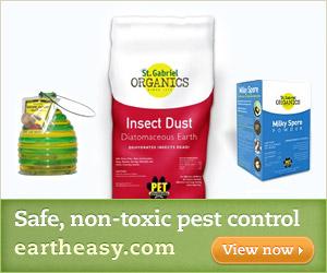Safe, non-toxic pest control - Eartheasy.com