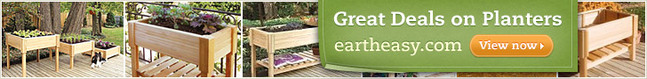 Great Deals on Planters - Eartheasy.com