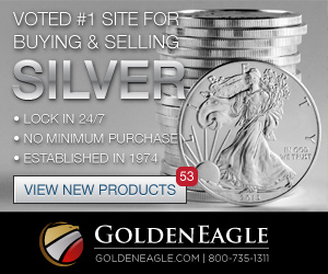 Buy Silver - Golden Eagle Coins