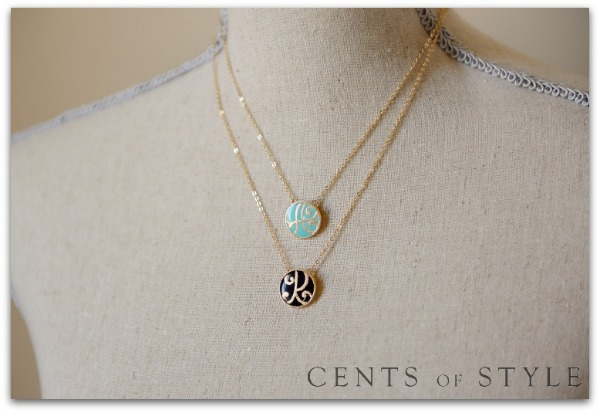 Fashion Friday- 8/16/13- Initial & Word Necklaces $10.95 & FREE SHIPPING