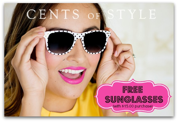 IMAGE: Fashion Friday- 6/13/14- FREE Sunglasses with Any $15.00 Purchase & FREE SHIPPING