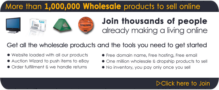 Dropship over 1 million products