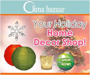 LunaBazaar - Your Holiday Decor Superstore