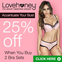 Save 25% when you buy two selected Bra Sets