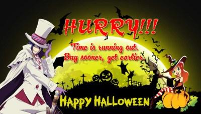 EZcosplay Halloween Banner