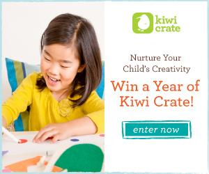 Win a Year of Kiwi Crate