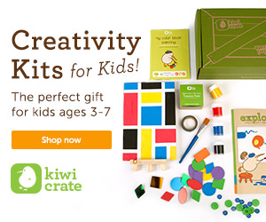 Delightful kids' projects delivered right to your door.  <See Sample Crates>
