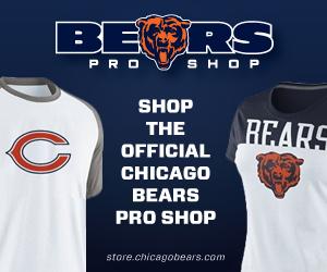 Shop the Official Chicago Bears Pro Shop