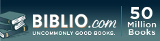Find uncommonly good books at Biblio.com