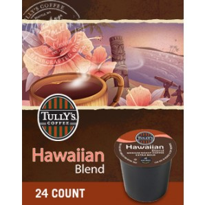 Hawaiian Blend Keurig Kcup coffee