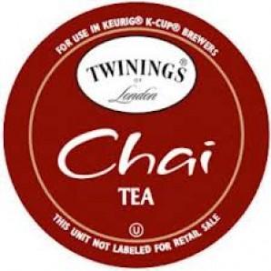 Twinings Chai Tea Keurig Kcups
