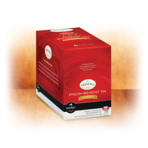 Twinings English Breakfast Keurig Kcup tea