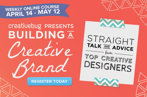 Creative Brand Series from Creativebug