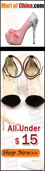 Women's Shoes Under $15