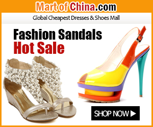 Fashion Sandals Hot Sale!
