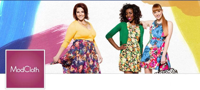 NEW ModCloth customers, save $10 when you spend $75