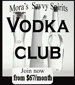 Join our Vodka Club $70/month