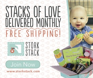 Join Stork Stack! Always Free Shipping!