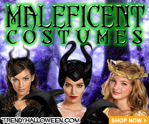 Shop Maleficent Costumes, 2014's Favorite Villainess - Girls & Womens Costumes via Trendyhalloween.com