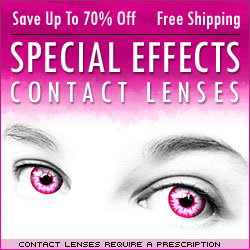 Buy Halloween Contact Lenses Online